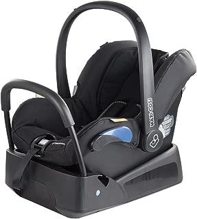 MAXI COSI Citi Newborn Baby Capsule Lightweight, Black Raven
