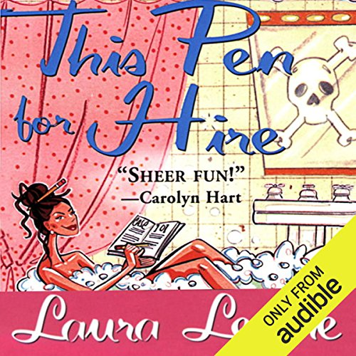This Pen for Hire audiobook cover art