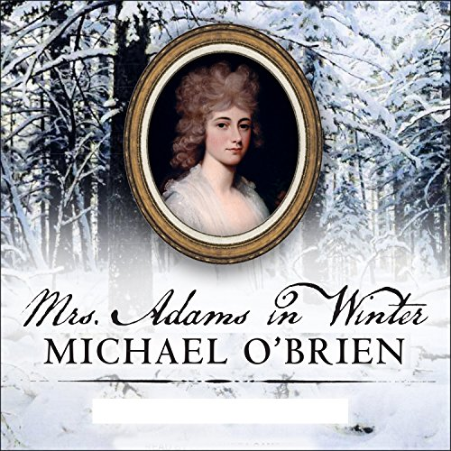 Mrs. Adams in Winter audiobook cover art