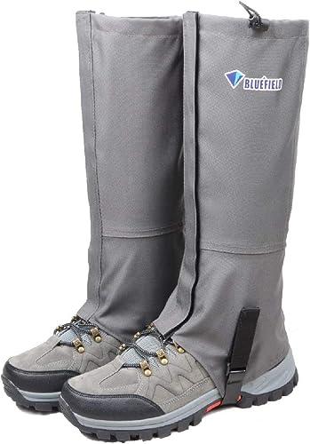 TRIWONDER Leg Gaiters Waterproof Snow Boot Gators Hiking Gaiters Men Women for Walking Climbing Hunting Cycling Backp...