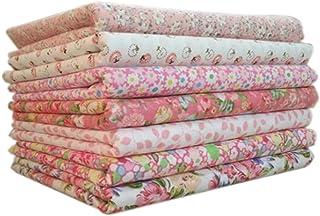 LUFA Tela de algodón 7pcs / Set para el Tejido de Costura