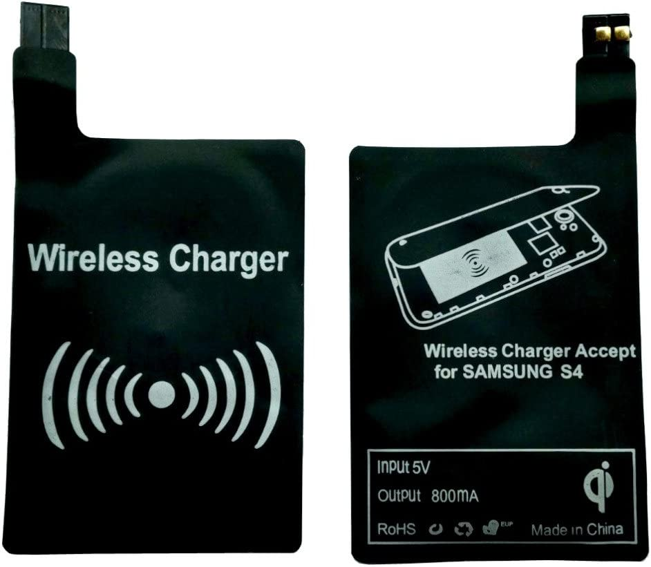 IGOUKJ Ultra-thin Qi Standard Wireless M Patch Receiver Charging 2021 spring shipfree and summer new