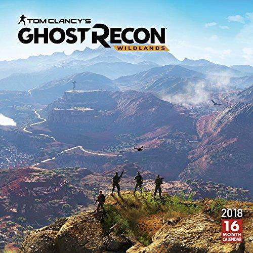 Price comparison product image Tom Clancy's Ghost Recon Wildlands 2018 Wall Calendar (CA0185)