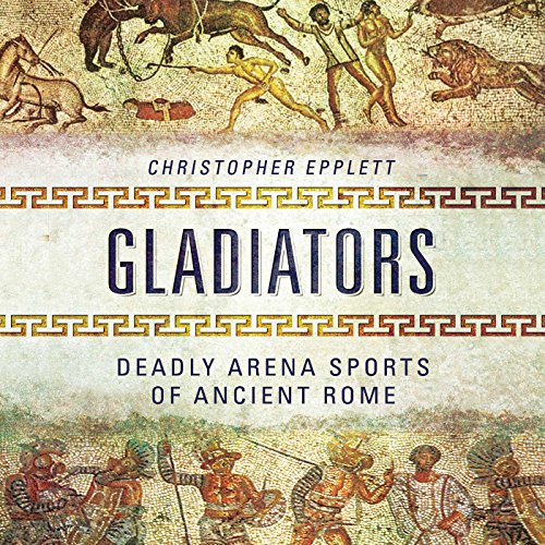 Gladiators audiobook cover art