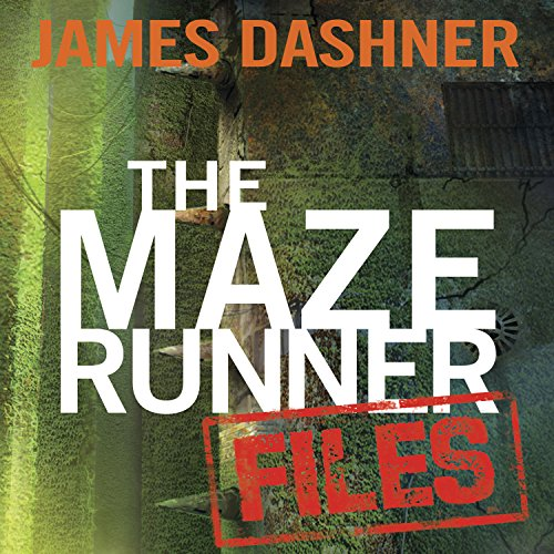 The Maze Runner Files audiobook cover art