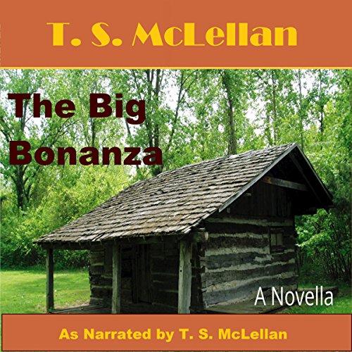 The Big Bonanza audiobook cover art