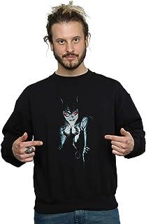 DC Comics Men's Batman Alex Ross Catwoman Sweatshirt