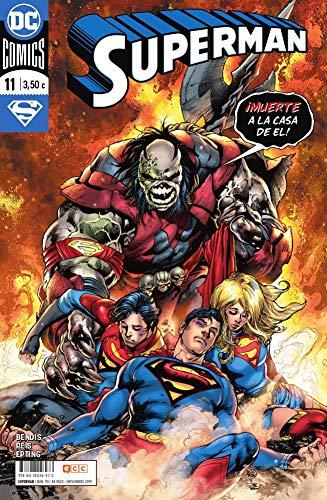 Superman núm. 90/ 11 (Superman (Nuevo Universo DC))