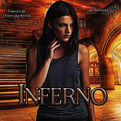 Inferno (A Reverse Harem Paranormal Academy Romance) Audiobook By JB Trepagnier cover art