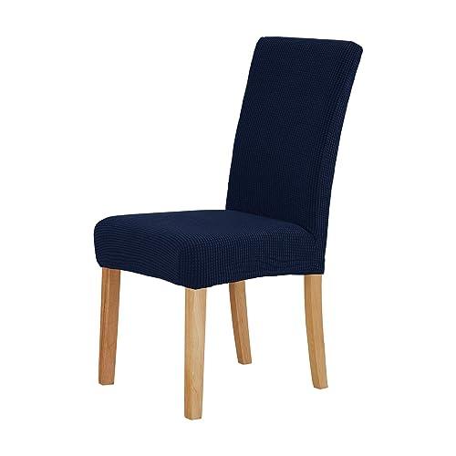 Miraculous Navy Blue Chair Covers Amazon Com Spiritservingveterans Wood Chair Design Ideas Spiritservingveteransorg