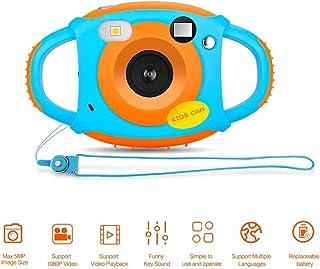 Cámara para Niños Camara Fotos Niños Cámara Digital HD para Niños 1.77 HD Color Pantalla 5