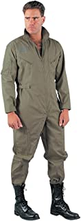 Flight Coverall - Khaki