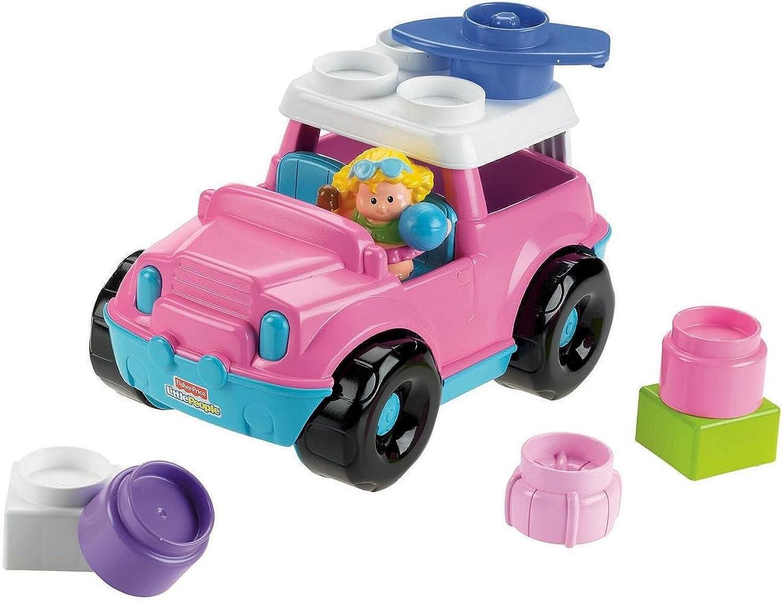 FisherPrice Little People Builders Build 'n Drive SUV