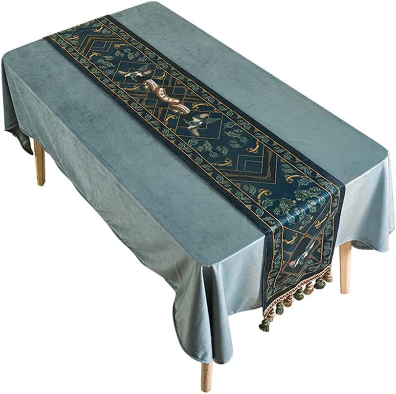 Max 65% OFF XLSQW Table Runner Rectangle Short Runners At the price of surprise Fabric T Plush