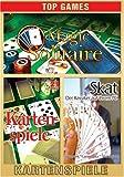 Top Games Kleiner Preis Kartenspiele - 3 CDs