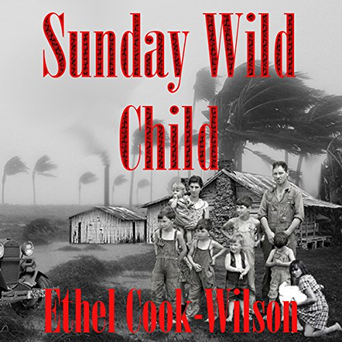 Sunday Wild Child audiobook cover art