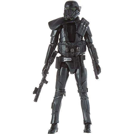 Star Wars Juguete de Imperial Death Trooper de la Colección Carbonizada Vintage Collection, Figura de 9.5cm de The Mandalorian, a Partir de 4 Años (Hasbro F14235L0)