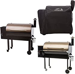 Elite 34 Wood Pellet Grill and Smoker