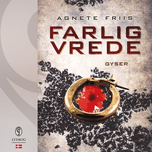Farlig vrede (Danish Edition) audiobook cover art