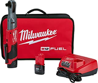 MILWAUKEE M12 FUEL 1/2 in. Ratchet
