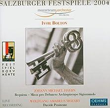 Mozart: Davide penitente / Haydn: Requiem