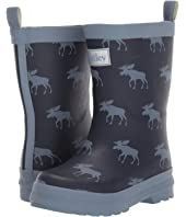 Moose Silhouettes Rain Boots (Toddler/Little Kid)