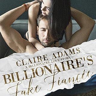 Billionaire's Fake Fiancée audiobook cover art