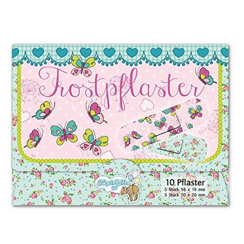 Lutz Mauder 10 Kinderpflaster * Schmetterlinge 14609 // Pflaster Pflasterbriefchen Butterflies