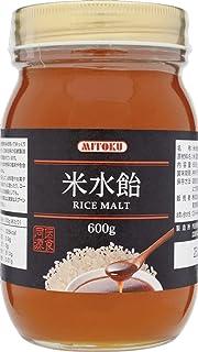 ミトク 米水飴 600g【マクロビオティック】【甘味料】