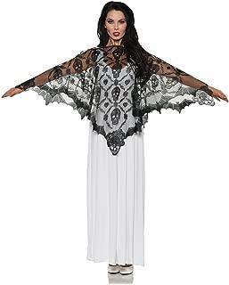 Women's Vampire Lace Poncho
