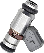 Notonmek 1PC IWP-043 Fuel Injector Fits For Santana Ducati Monster 620 750 696 1000DS S2R 800 900 M620 Supersport 620 800 1000DS Multistrada 1000DS
