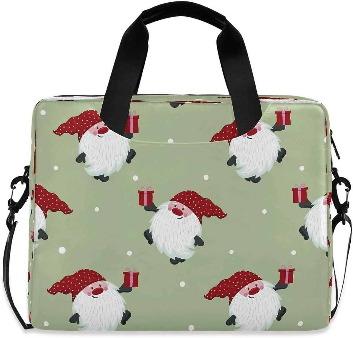 LELEGO Christmas Online Ranking TOP20 limited product Gift Santa Carry Laptop Shoulder Bag
