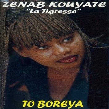 To Boreya (La Tigresse)