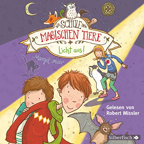 Licht aus! audiobook cover art