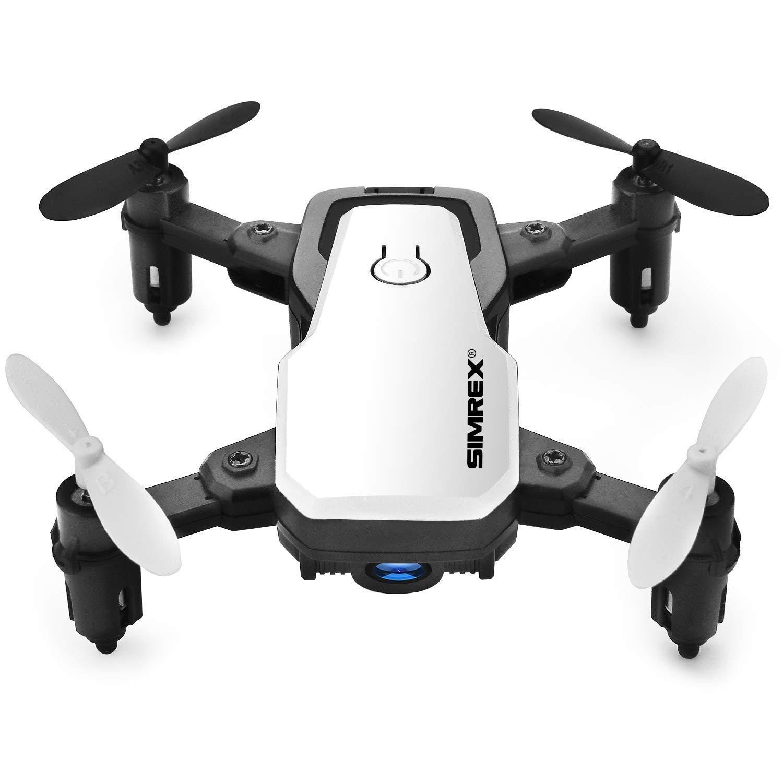 SIMREX Quadcopter Foldable Altitude Headless