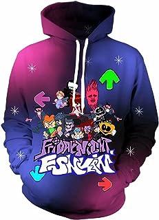 Hoodie for Kid Pullover Hooded Game Sweatshirt 3D Print...