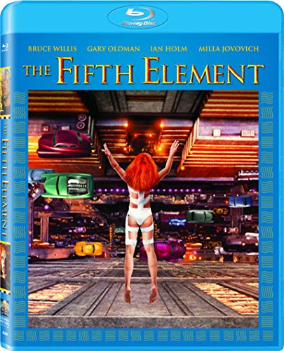 Fifth Element [Edizione: Stati Uniti] [Italia] [Blu-ray]