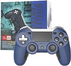 $71 » 不适用 Happstuustoy Bluetooth Wireless for PS4 Gamepad Dual Vibration Elite Game Console Controller