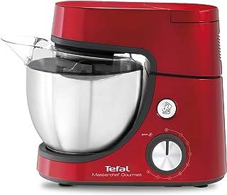 Tefal QB515G38 Masterchef Gourmet Premium Upgrade Karıştırıcı [ Kırmızı ] - 2820515138