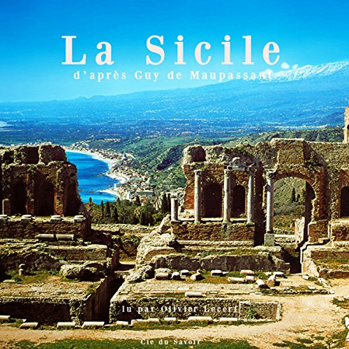 La Sicile audiobook cover art