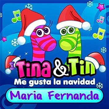 Me Gusta la Navidad Maria Fernanda
