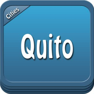 Quito Offline Map Travel Guide(Kindle Tablet Edition)