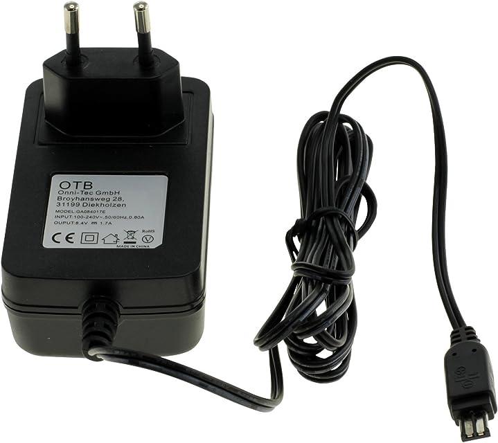 OTB 8005482Fuente para Sony AC de L10L15//L100Serie Negro