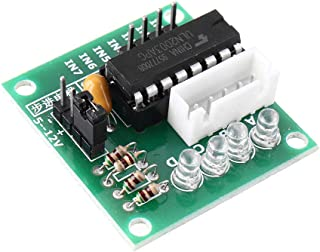 Liangcha-0401 10pcs ULN2003 Stepper Motor Driver Board Test Module for Arduino - Products That Work with Official Arduino ...