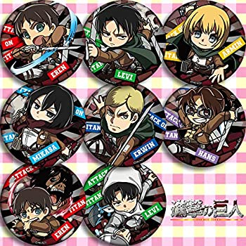 Best attack on titan pins Reviews