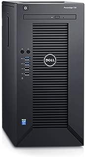 2018 Newest Flagship Dell PowerEdge T30 Premium Business Mini Tower Server System - Intel Quad-Core Xeon E3-1225 v5 8M Cache, 16GB UDIMM RAM, 1TB HDD, DVD+/-RW, HDMI, No OS- Black