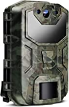 Victure Trail Game Camera 16MP 1080P Full HD with Night Vision Motion Activated Waterproof IP66 Wildlife Camera No Glow Infrared with for Hunting and Wildlife Watching