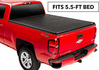 Extang Trifecta 2.O Soft Folding Truck Bed Tonneau Cover | 92445 | fits Chevy/GMC Silverado/Sierra 1500 (5 ft 8 in) 2014-18, 2019 Silverado 1500 Legacy & 2019 Sierra 1500 Limited