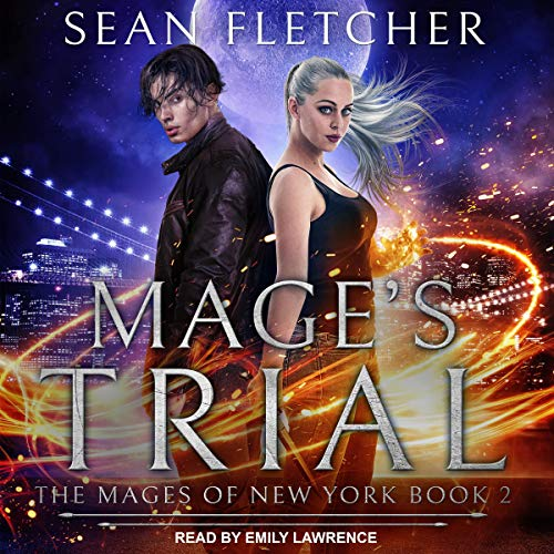 Mage's Trial audiobook cover art