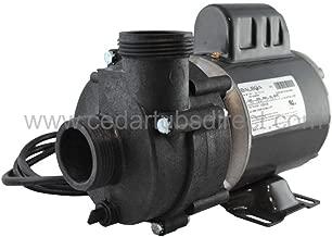 Northern Lights Group 1/15 HP Balboa Circulation Pump - WOW circ hot tub pump - 110 VAC